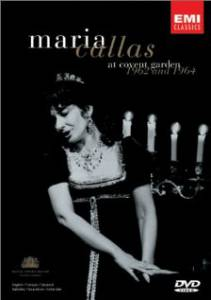 Мария Каллас в Ковент Гарден  (ТВ) / Maria Callas at Covent Garden
