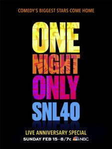 Saturday Night Live: 40th Anniversary Special (ТВ) / Saturday Night Live: 40th Anniversary Special (ТВ)