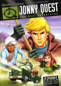 Невероятные приключения Джонни Квеста (сериал 1996 – 1999) / The Real Adventures of Jonny Quest